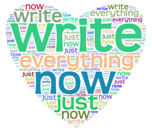 Write!wordle